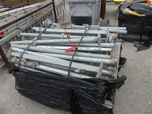 Scaffolding Components Adjustable Galvan