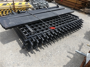 Steel Fencing Approx. Length (mm): 2400