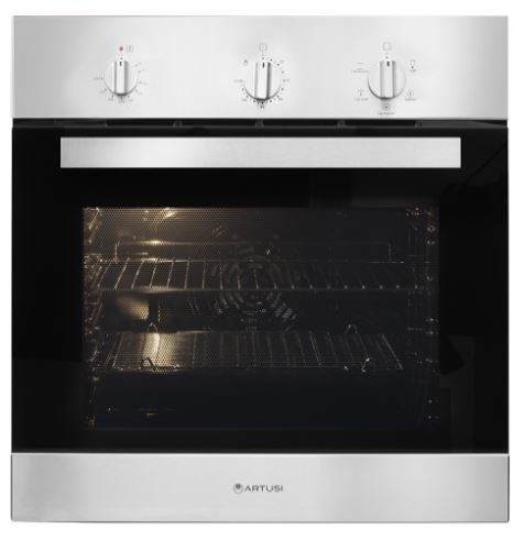 Artusi 60cm Built-In Electric Oven CAO601X/2