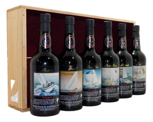 Hardys Americas Cup Classics Tawny Port