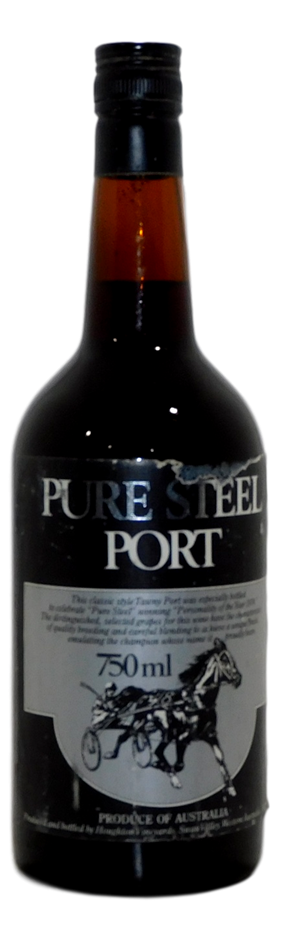Houghton Match Race Pure Steel Port NV (1x 750mL). Screwcap