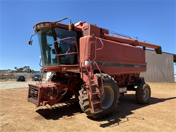 Case 2188 Header with Case 40` Front