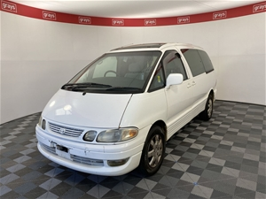 1998 Toyota Estima Automatic Campervan