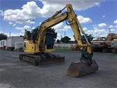 Hino & Isuzu Trucks, Excavators & Vehicles