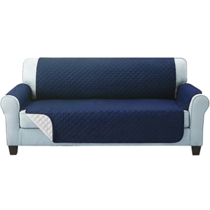 Artiss Sofa Cover Quilted Couch Lounge P