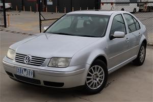 2001 Volkswagen Bora 2.0 1J Manual Sedan