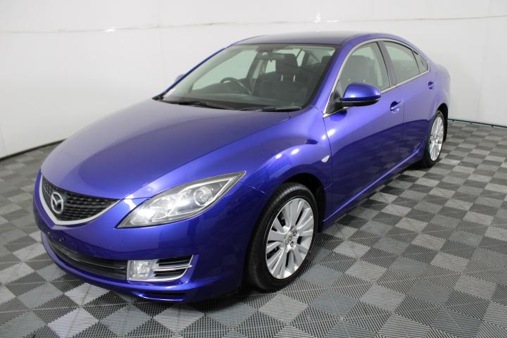 2008 Mazda 6 Classic GH Automatic 136,289 km's (Service History)