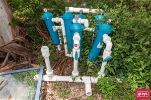 FSI X-100 6x Water Filter Pods