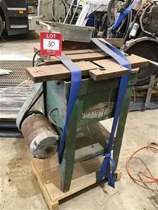Artisan Handyshop 8 x 4 1/2 Bench Saw an
