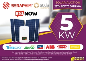 5 KW Solar PV System with Standard Insta