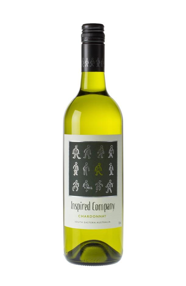 Inspired Company Chardonnay 2018 (12 x 750mL) SA