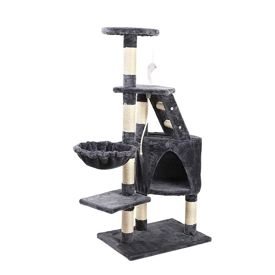 i.Pet Cat Scratching Tree - 120CM