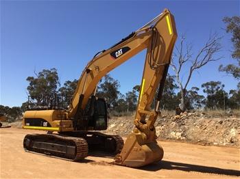 Caterpillar 336DL Hydraulic Excavator