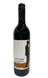 Last Man Standing Merlot 2015 by James E