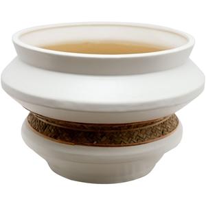 Lepironia Vase - Medium (Size: D 37cm x