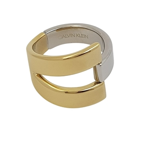 Calvin Klein Truly Stainless Steel Ring