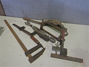 A Qty of Hand Tools