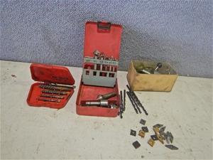 Counter Sunk Drills, Cutters