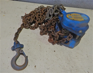 Rig mate Chain Hoist