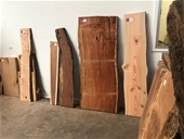 Unreserved - Exotic Timber Slabs, Boards and Burl's