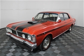 1971 FORD XY GT (S.A. FAIRMONT) Automatic Sedan