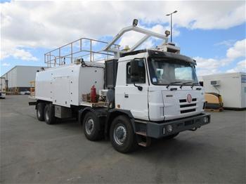2014 Tatra 8x8 Service Truck