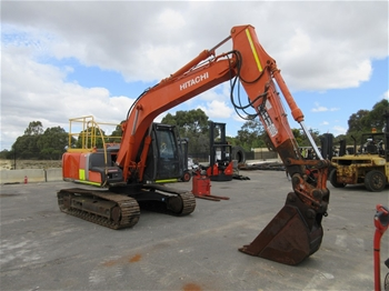 Hitachi ZX120-3 Tracked Hydraulic Excavator