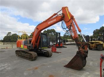 Hitachi ZX120-3 Tracked Hydraulic Excavator