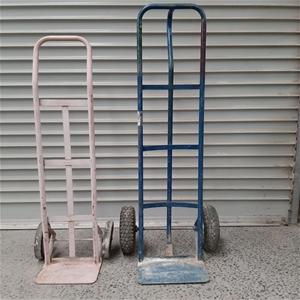 x2 Trolleys