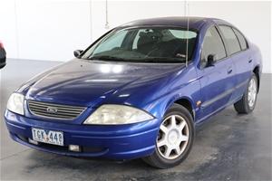 2001 Ford Falcon Forte AUII Automatic Se