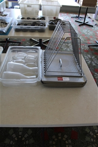 Qty of Assorted Kitchen Goods