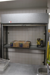 Lockable Shelf/Cage