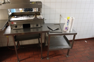 Hot Plate & Stands