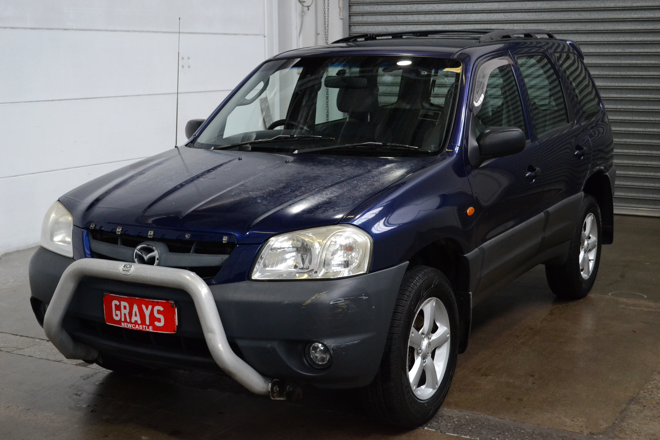 2004 Mazda Tribute Limited Sport Automatic Wagon