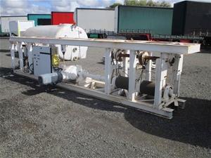 Steel Fabricated Hoist System