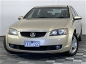 Unreserved 2007 Holden Calais VE Automatic Sedan
