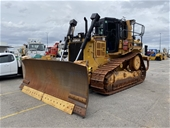 2006 Caterpillar D6R XL S3 Dozer with 6-Way Blade & Ripper