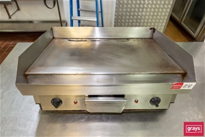 Bench Top Electric Flat Plate Grill