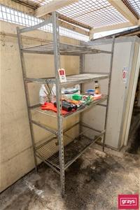 Coolroom rack