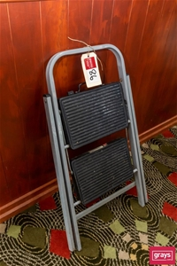 Two Step Utility Step Ladder
