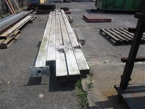 5 Lengths Steel of RHS 150x100