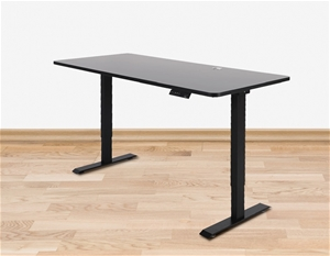 Palermo Standing Desk Sit Stand Height A