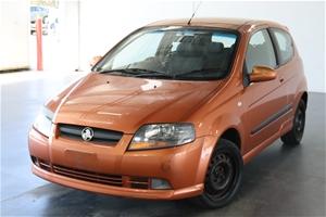 2005 Holden Barina TK Automatic Hatchbac