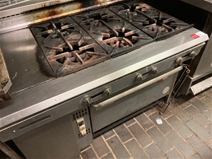 Goldstein Oven and Cooktop
