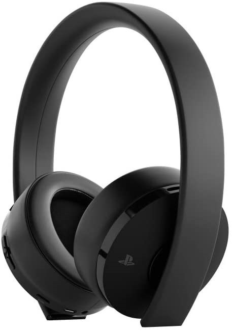 SONY Wireless Stereo Headset Colour: Gold Black Buyers Note - Discount Frei