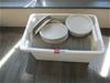 Tub Qty of Carlisle Plates