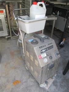 Doman Vega Plus Steam Cleaner