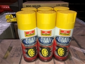 Assorted Paint, Silicones, Solvents, and Cleaning Products