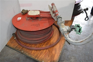 FFE Quell Fire Fighting Hose and Reel