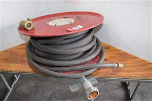 Galvin Fire Fighting Hose and Reel